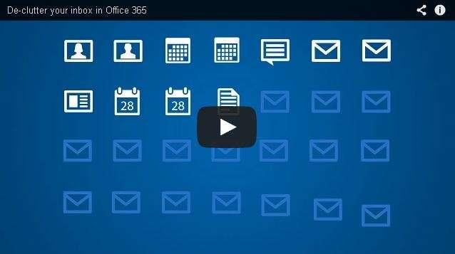 Office 365 Declutter