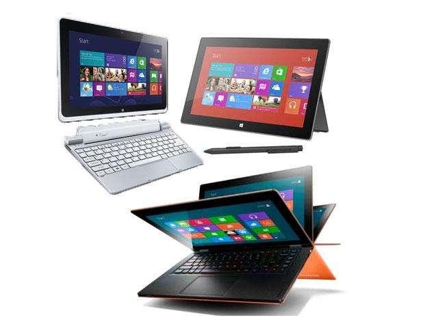Notebook, Tablet, or Hybrid