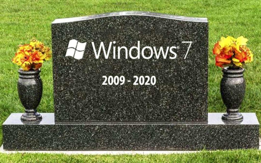 Say Goodbye To Windows 7!