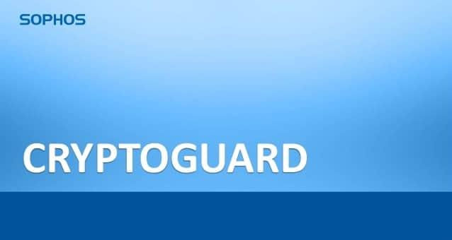 Sophos Cryptoguard