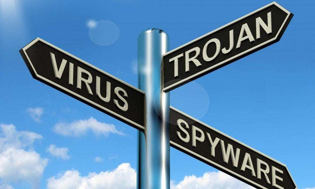 Virus, Malware, Ransomware