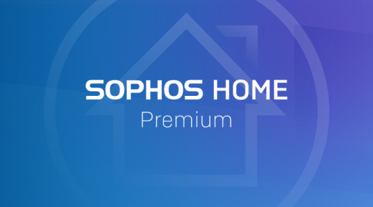 Sophos Home Premium For Free to RODIN Customers