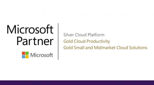 RODIN Obtains Microsoft Gold Partner Status